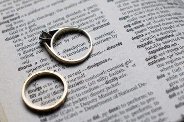 file divorce first