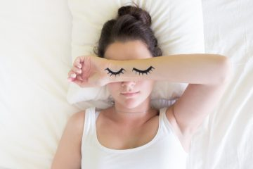 Eyes Wide Shut! Arianna Huffington Teaches Us How To Sleep Our Way To Success