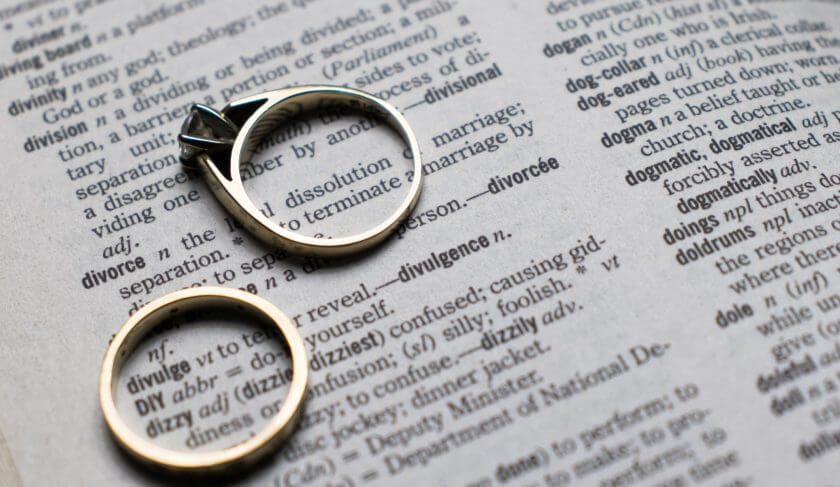 how to get through a divorce financially