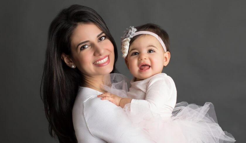 Kiana Danial Baby