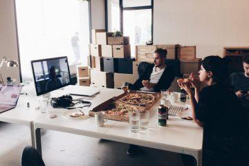 Workscripts office smells