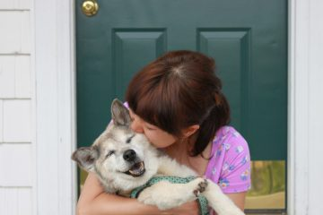 Pet sitting is a good side job for animal lovers