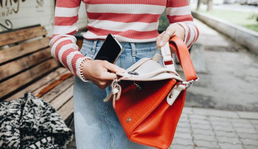 purse wallet payment