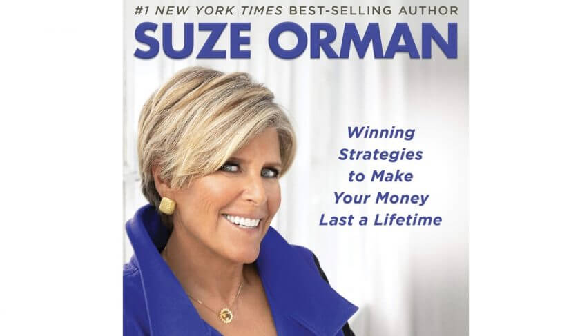 Suze Orman book cover