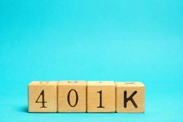 401k retirement account