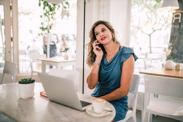 zoom laptop job interview