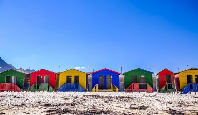 beach houses summer vacation