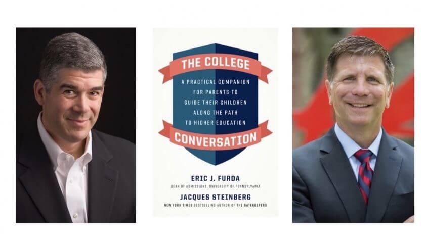 Jacques Eric College Conversation