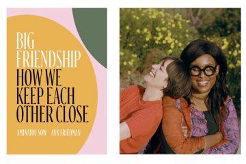 Aminatou and Ann Big Friendship