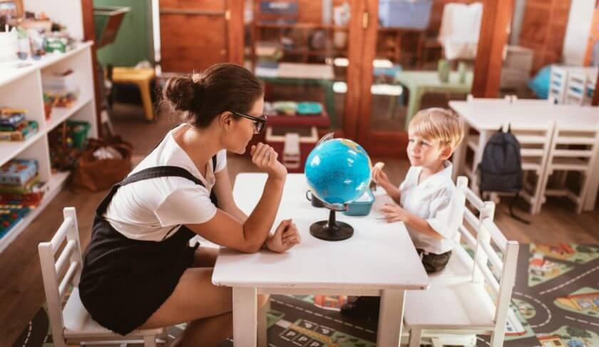 teacher benefits