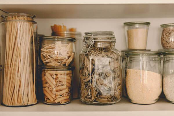 non-plastic food storage